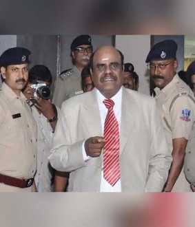 former judge karnan recovered coronavirus prison