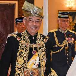 Malaysia's King and Queen quarantined after staff affected by corona virus