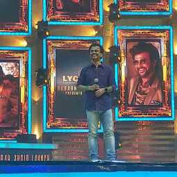 darbar film audio launch film director ar murugadoss speech