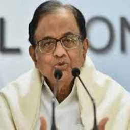 congress senior leader, former union minister chidambaram tweet