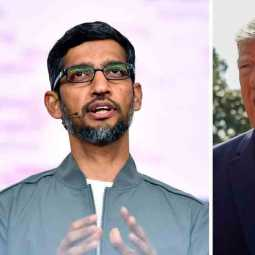 sundar pichai about h1b visa suspension