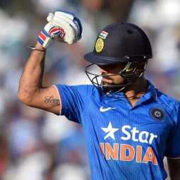 kohli surpasses sachin and brian lara's record and become fastest player to score 20000 runs