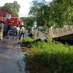 accident in thirukovilur