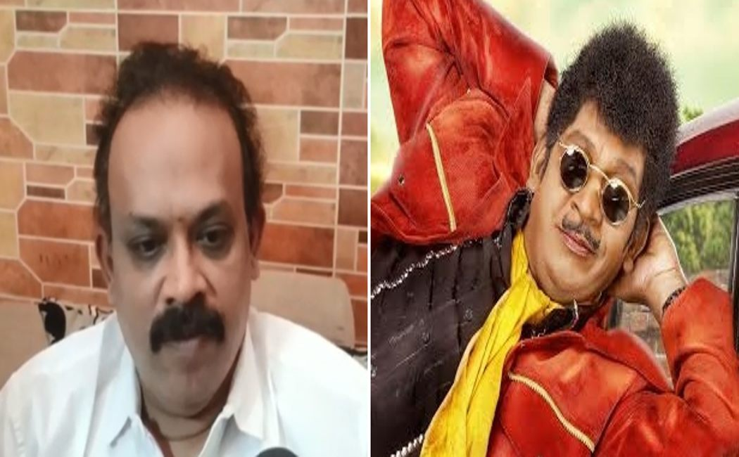 vadivelu-Producer Satish Kumar-issue