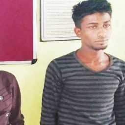 KANYAKUMARI RAILWAY STATION CAR  THIEF ARRESTED IN POLICE