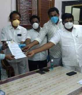 10th exam - DMK MP's petition to Education Officer