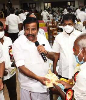 Trichy DMK meeting..!