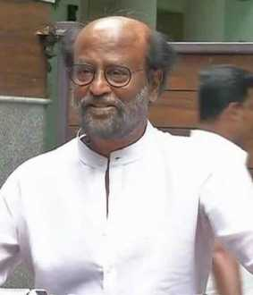 actor rajini kanth chennai corporation paying tax