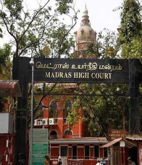 TAMILNADU DGP CHENNAI HIGH COURT