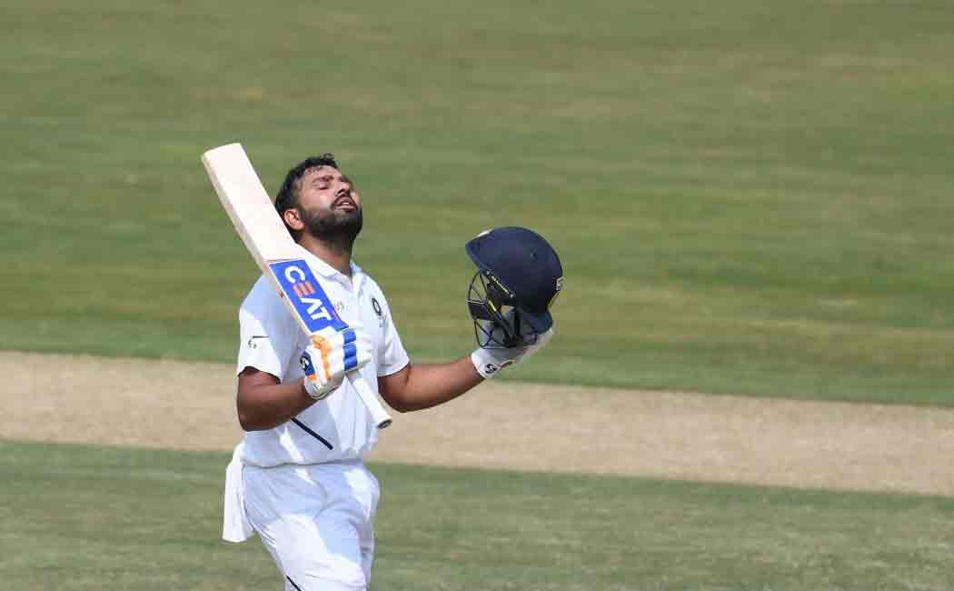 rohit sharma creates new record