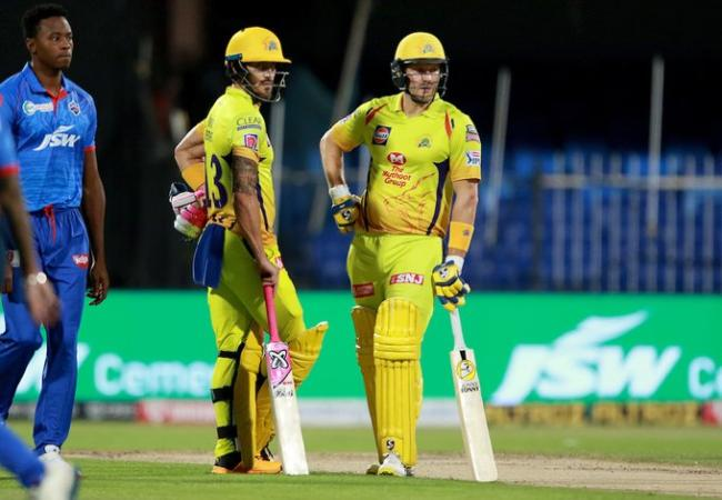 ipl match chennai super kings vs delhi capitals teams