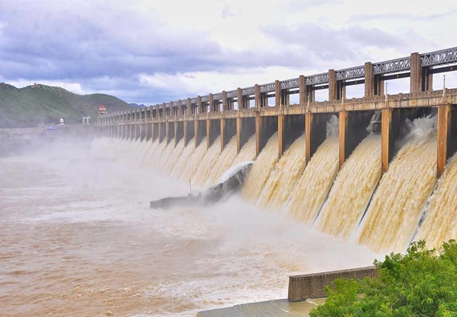salem district mettur dam water