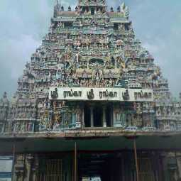 trichy sri rangam temple festival local holiday announced