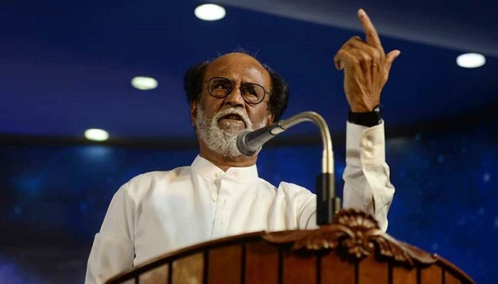 Rajinikanth's warning to the council