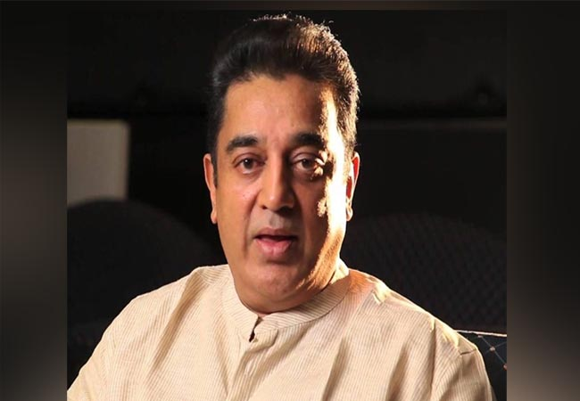 actor kamalhassan tweet tn govt