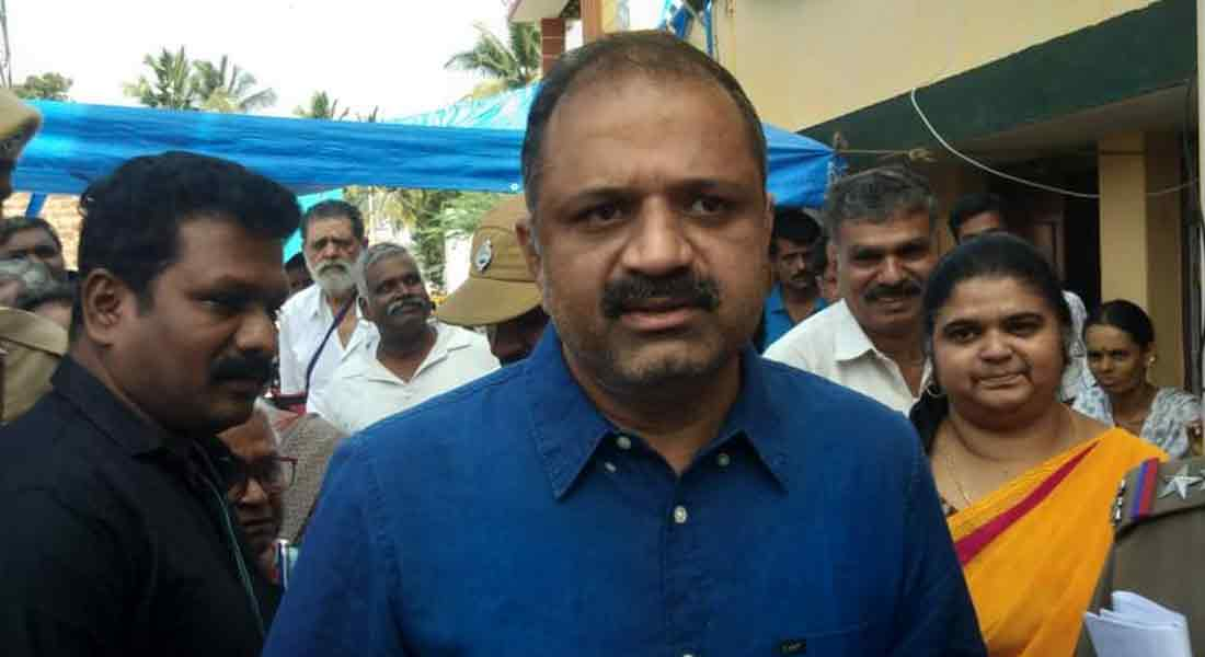 perarivalan who went back to jail after parole