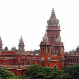 CHENNAI HIGH COURT PERMANENT JUDGES CEREMONY