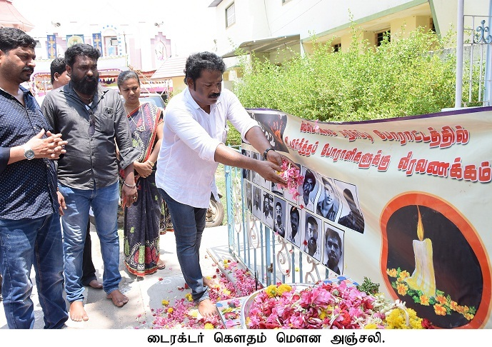 Commemoration in thuthukuti