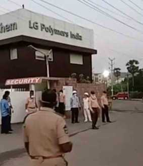andhra court on lg polymers gas leak case