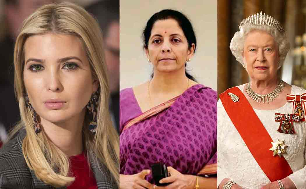 forbes list for worlds most powerful women 2019