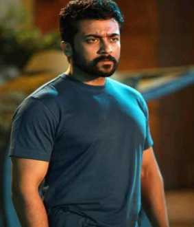 ACTOR SURYA REPORT