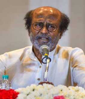 actor rajinikanth tweet is thanks to union government and  pm narendra modi