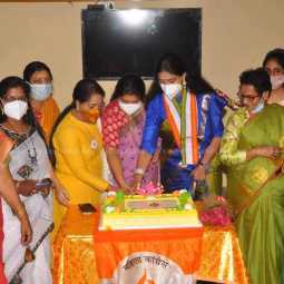 Indian Women's Congress Foundation Day Program at Sathyamoorthy Bhavan