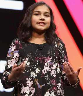 gitanjali rao selected as time kid of the year