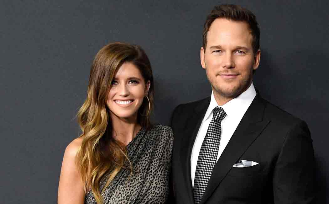 chris pratt ties knot with actor arnolds daughter