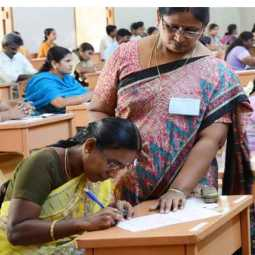 tamilnadu teachers recruitment board annual planner year based on 2020-21
