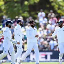 new zealand vs india cricket team test match