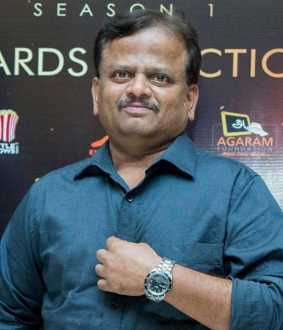 tamil film director kv anand passed away in hospital