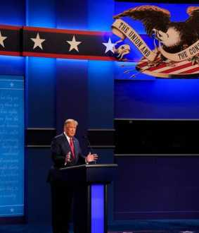 usa president election final debates trump vs joe biden
