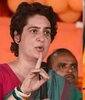 priyanka gandhi on uttarpradesh bus issue