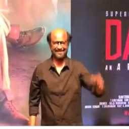 actor rajini kanth darbar trailer launch at mumbai