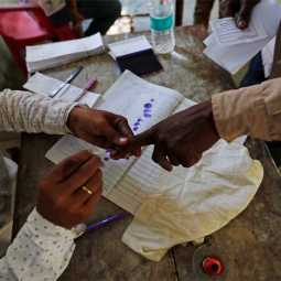 vellore lok sabha election postal poll state now 1118 polices poll