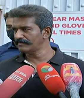 '' There is no democracy in the MNM  '' - Mahendran withdraws from MNM