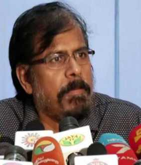 r k selvamani press meet at chennai vadapalani