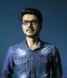 Actor Vijay's wax statue opens kanyakumari district