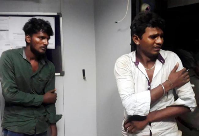 NELLAI DISTRICT ATM MONEY THIEF POLICE ARRESTED