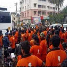 swiggy staffc strike