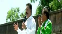 kamalhasan election campaign in thanjai