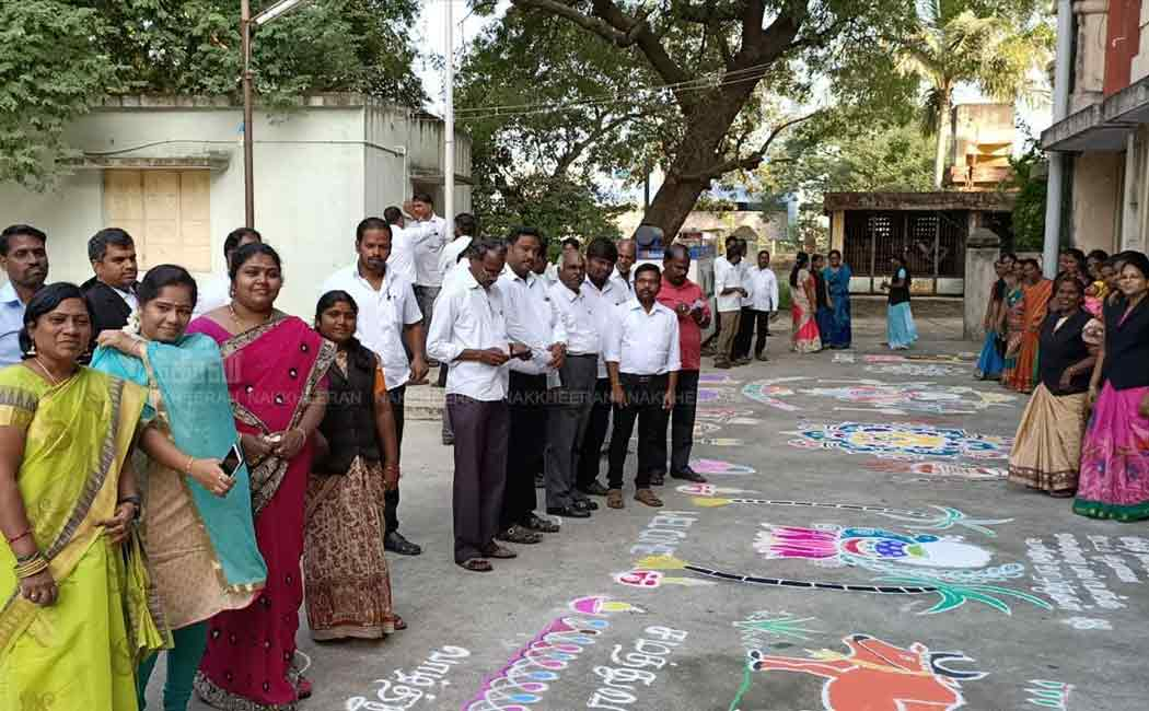 pongal celebrations at cuddalore