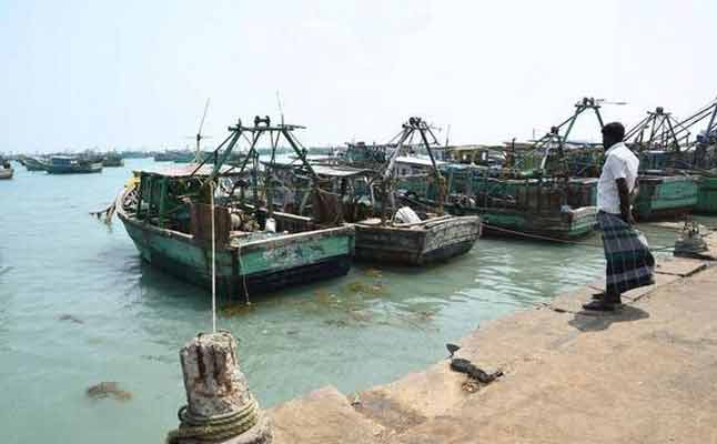 pamban fisheries