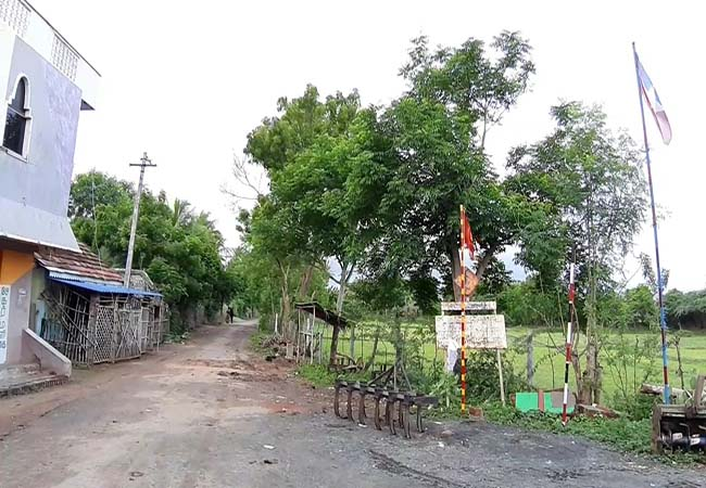 Untouchability village that does not exist;  Gift for Nagai District Village!