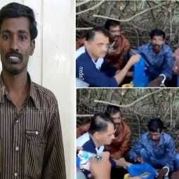 trichy lalitha jewellery thief murugan bangalore police released video