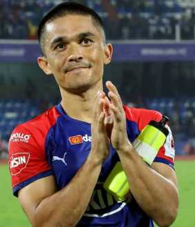 sunil chhetri on mysuru issue