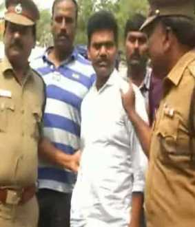 Rowdy Binu arrested again!