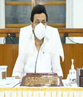 cyclone tamilnadu chief minister mkstalin discussion with officers