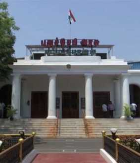 puducherry government two mlas resigns